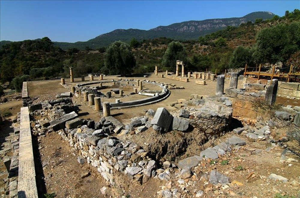 Kaunos Antik Şehri