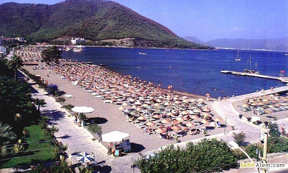 İçmeler Halk Plajı