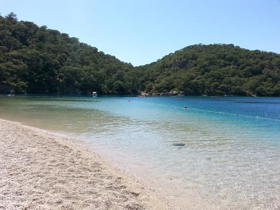 Ölüdeniz Plajı