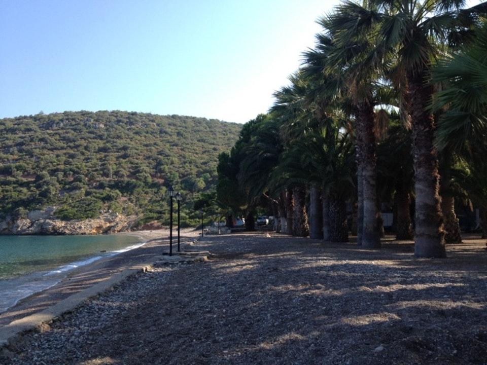 Günnücek Plajı