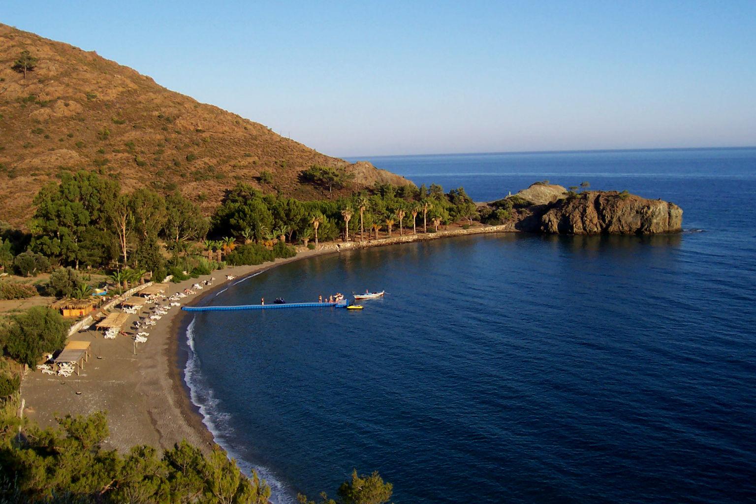 Mesudiye Kızılbük Plajı