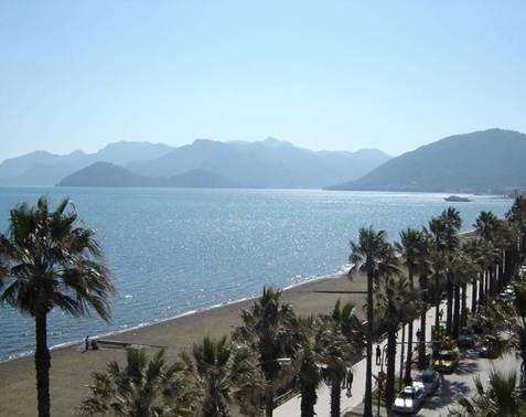 Marmaris Halk Plajı