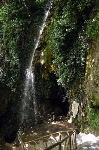 Yerküpe Mağarası